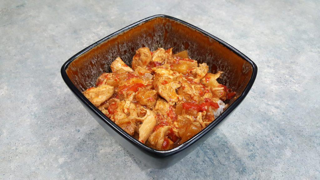 Pineapple Chicken Stew