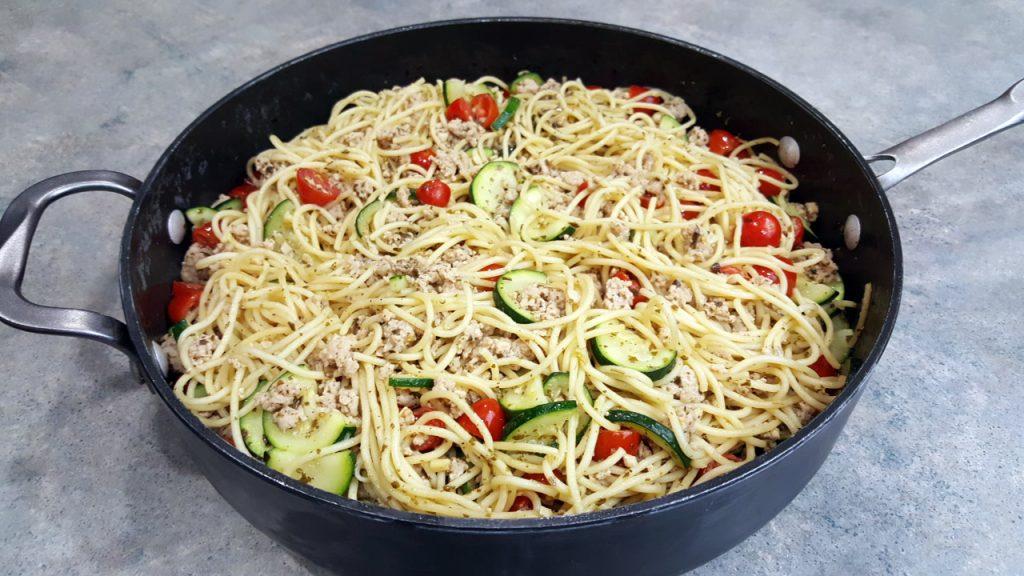Garden Spaghetti