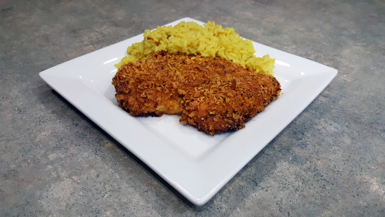 Oven-Fried Buttermilk Chicken – Cookin' Amigo